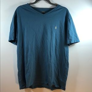 Polo by Ralph Lauren Vintage Single Stitch Large